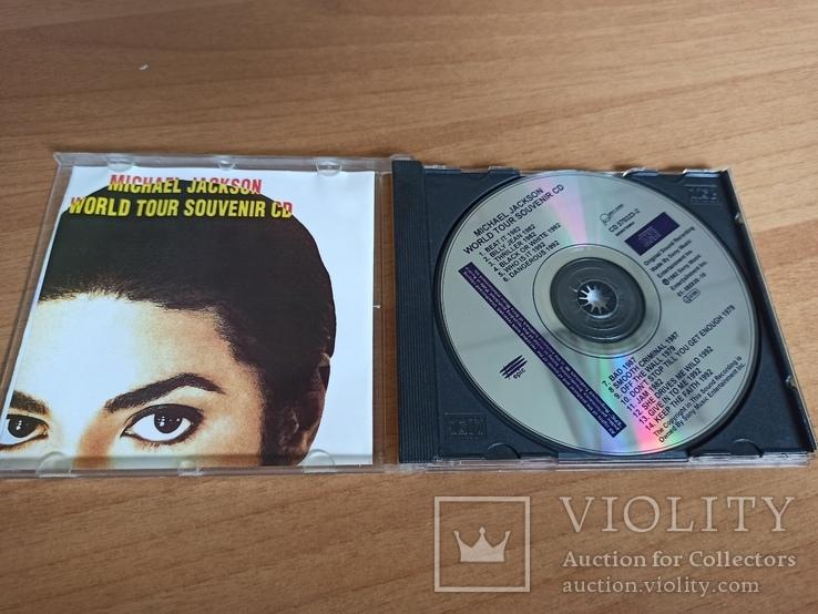 CD Michael Jackson, фото №4