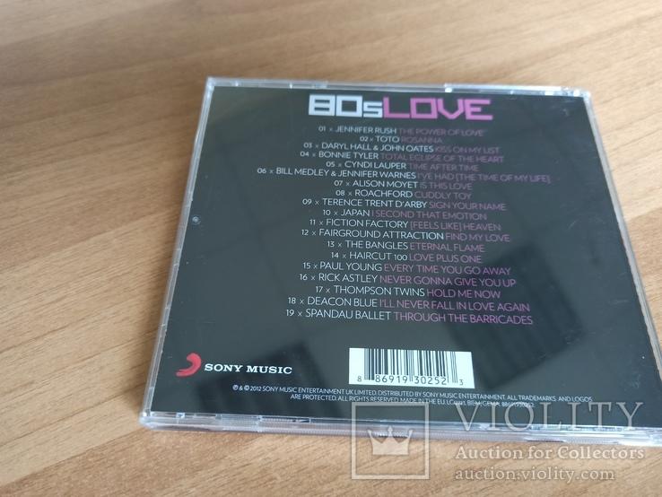 СD 80s Love, фото №4