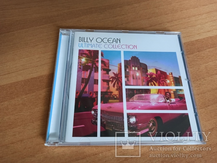 CD Billy Ocean, фото №2