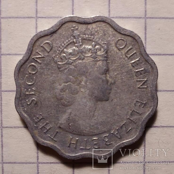 Белиз. 1 цент 2000 года, фото №2
