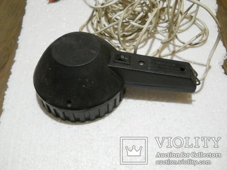 Прожектор рабочий, работает от автоприкуривателя, длина провода 9,5 м., фото №7