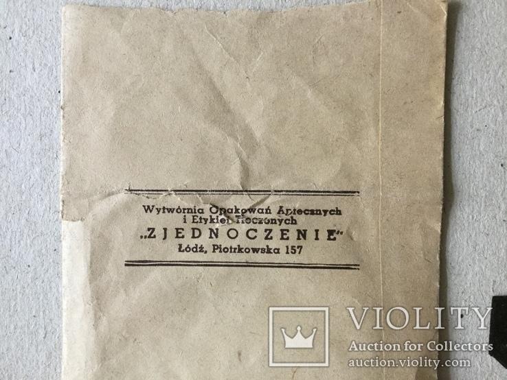 Винтаж: «Уголки» для фото альбома 1945 года Польша, фото №4