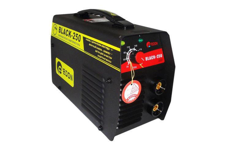 Сварочный аппарат инвертор Edon - Black-250