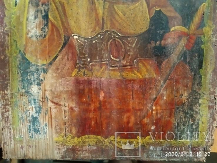 Икона Св. Варвары, фото №6