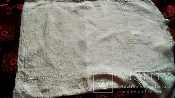 Мужская полотняная сорочка, фото №5