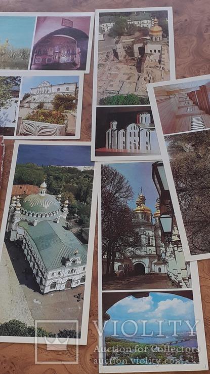 Открытки Киево Печерский заповедник, фото №3