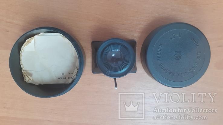 Лупа для просмотра кадров плёнки 5 х, фото №3