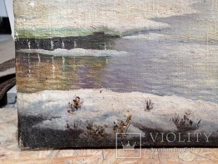 Зимний пейзаж, фото №5