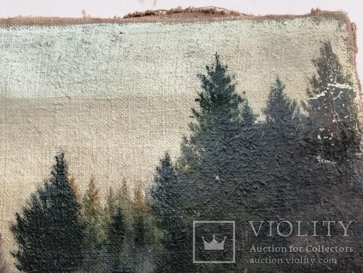 Зимний пейзаж, фото №7