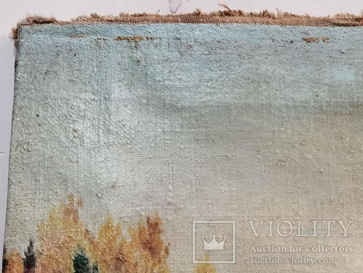 Зимний пейзаж, фото №8