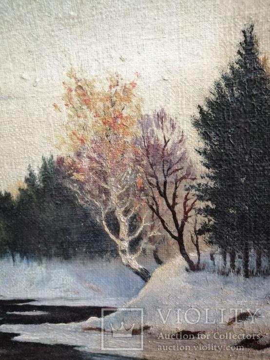 Зимний пейзаж, фото №9