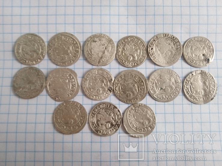 Литовський грош, фото №2