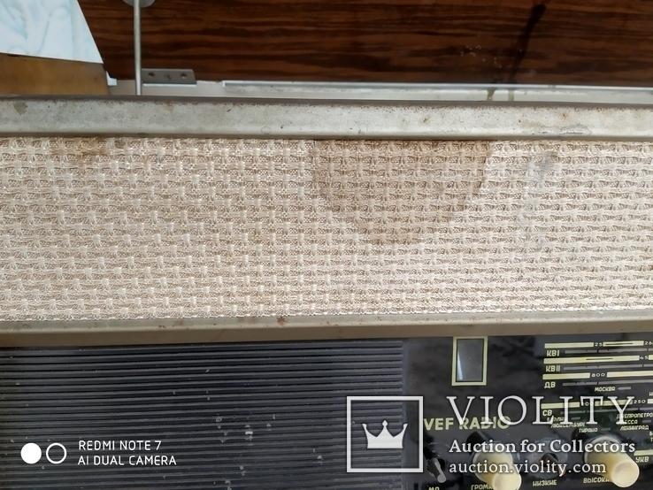 Радиола VEF RADIO, фото №4