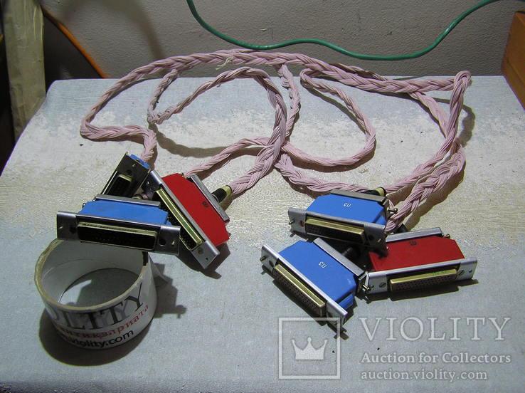 Соединительные кабели, новые., фото №2