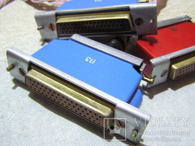 Соединительные кабели, новые., фото №4