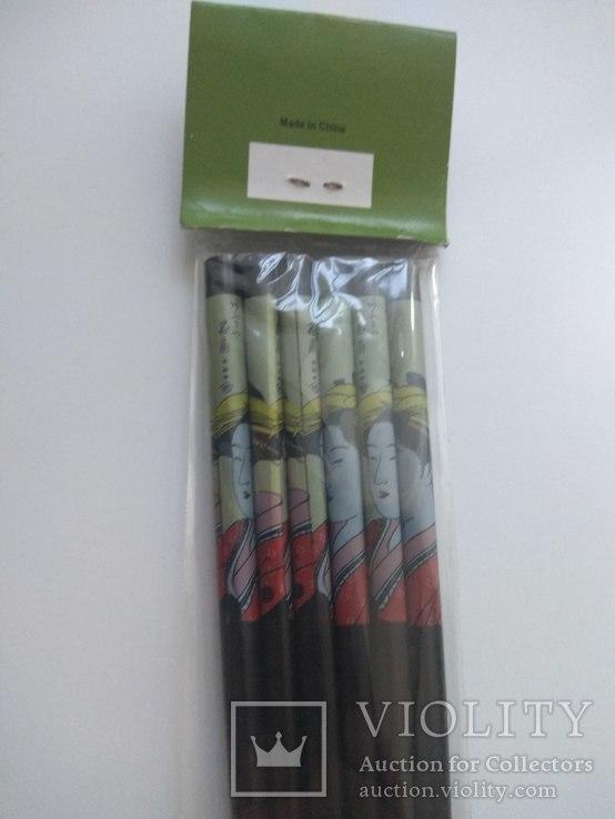 Палочки для еды Chopsticks, фото №5