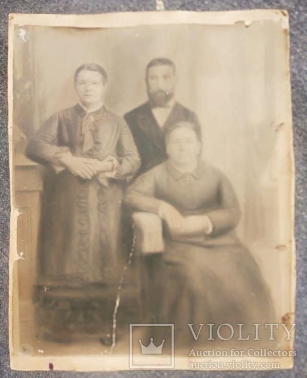 1916,Одесса, Группа инженеров на фоне порта, фото №4