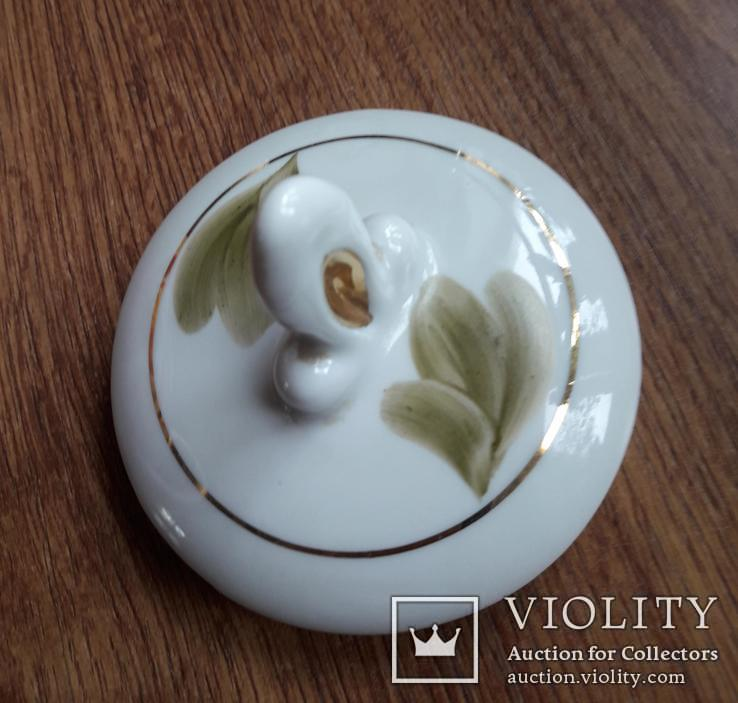 Большой фарфоровый чайник., фото №11