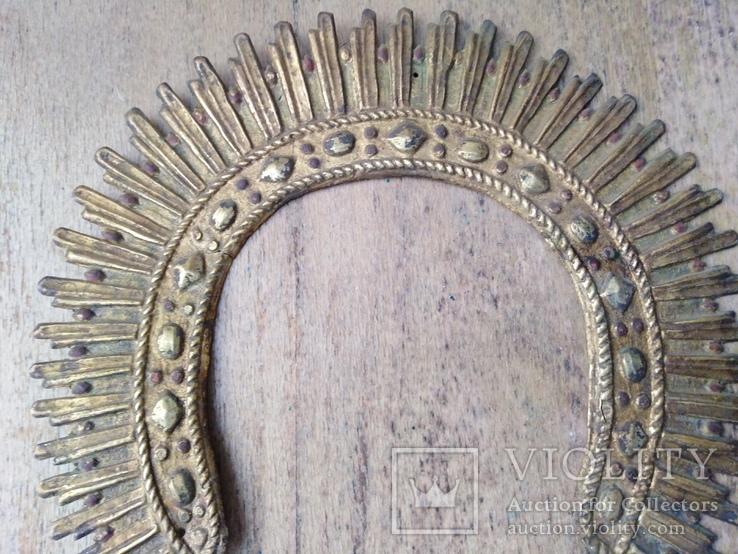 Венец на икону., фото №4