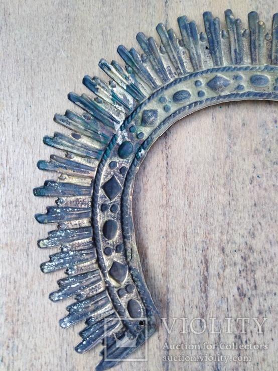 Венец на икону., фото №7
