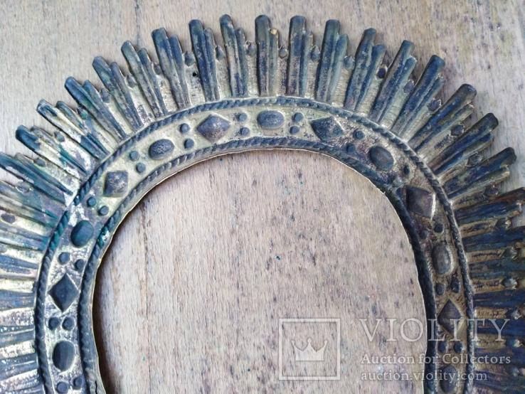 Венец на икону., фото №8