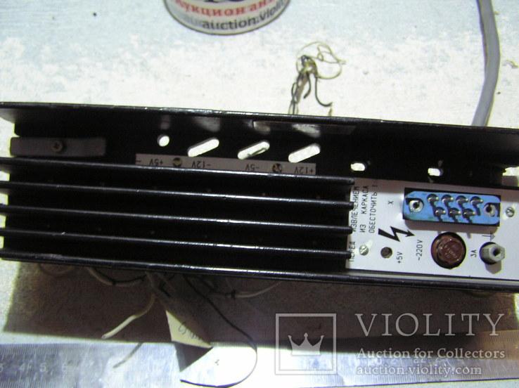 Радиатор с  КД 213 и прочее., фото №5