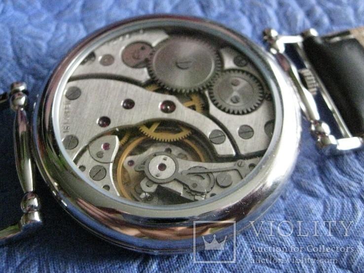 Часы Молния 3602 Классический циферблат.Рабочие на ремешке, фото №10