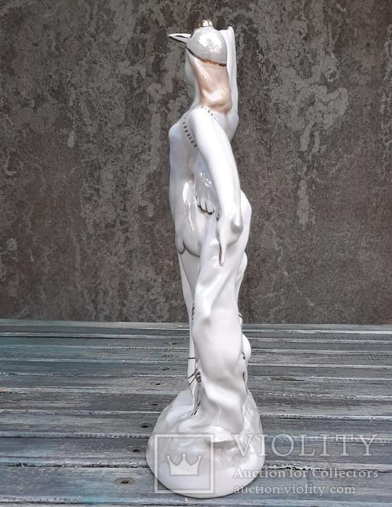Балерина в роли Аиста. ДФЗ, фото №5