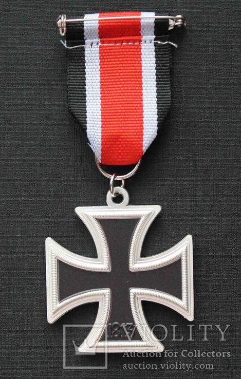 Железный крест Второго класса. 1939 Германия. Рейх Ж.К. (копия), фото №5