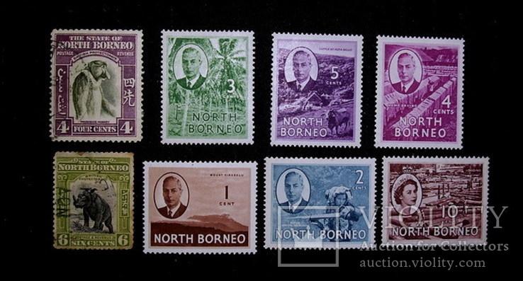 Колонии Британии. Северное Борнео, фото №2