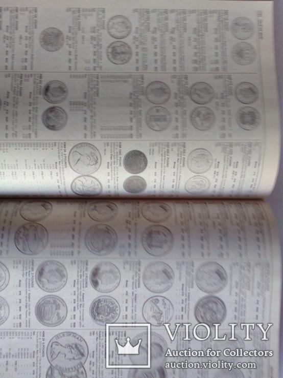 """Каталог""""WORLD COINS"""" 2017г.(1901-2000г.г.)Монеты Мира., фото №5"""