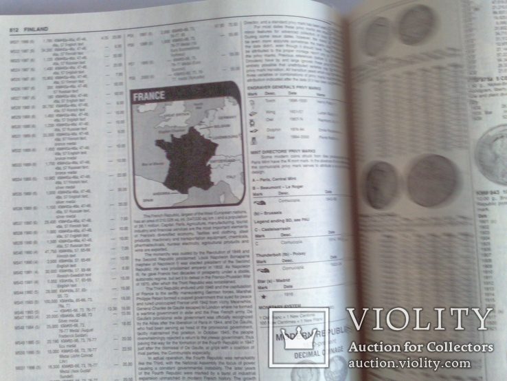 """Каталог""""WORLD COINS"""" 2017г.(1901-2000г.г.)Монеты Мира., фото №8"""
