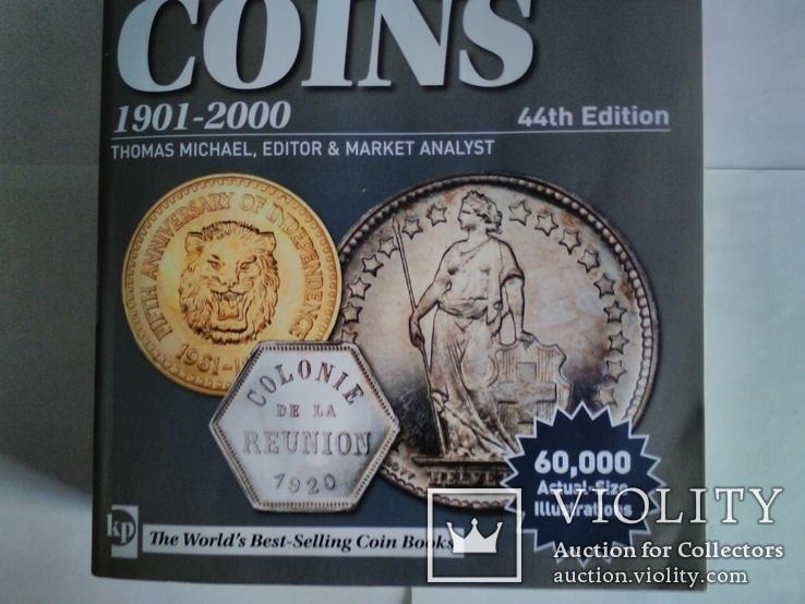"""Каталог""""WORLD COINS"""" 2017г.(1901-2000г.г.)Монеты Мира., фото №11"""