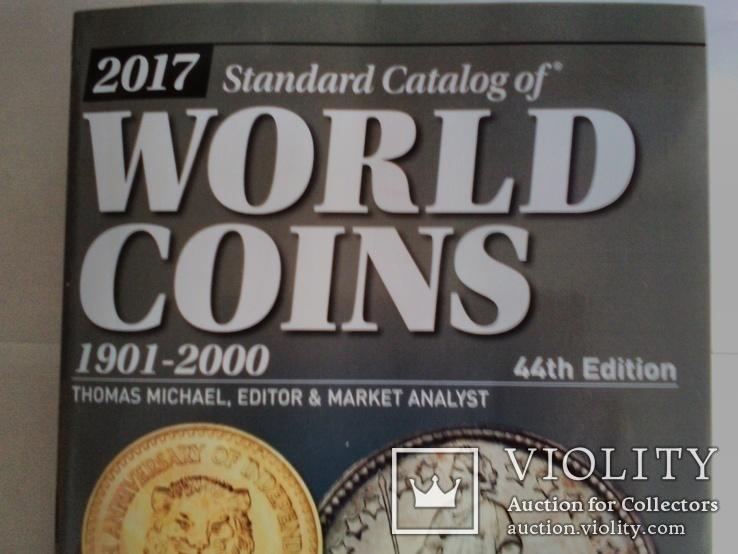 """Каталог""""WORLD COINS"""" 2017г.(1901-2000г.г.)Монеты Мира., фото №12"""