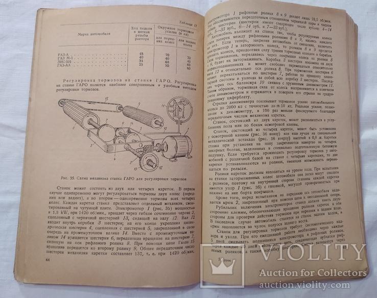 Автомобильные тормоза 1940 год, фото №6