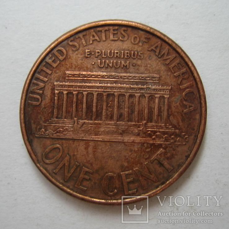 США 1 цент 1997 года.D, фото №7