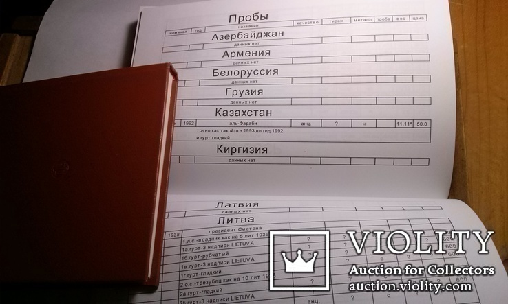 Юбилейные и памятные монеты вышедшие на территории бывшего СССР в 19-21 в.тир.1 тыс., фото №13