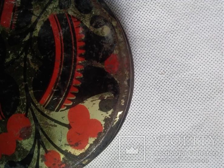 Банка от конфет СССР., фото №6
