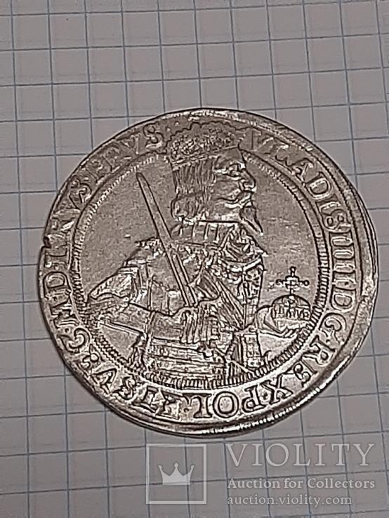 Талер, Владислав 4,Торунь 1637р, фото №6
