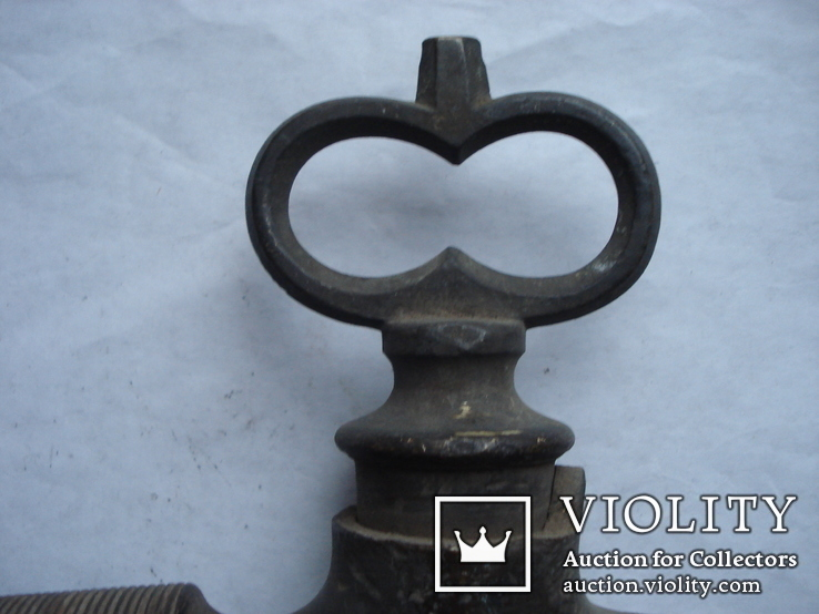 Кран бронзовый для огромной бочки., фото №13