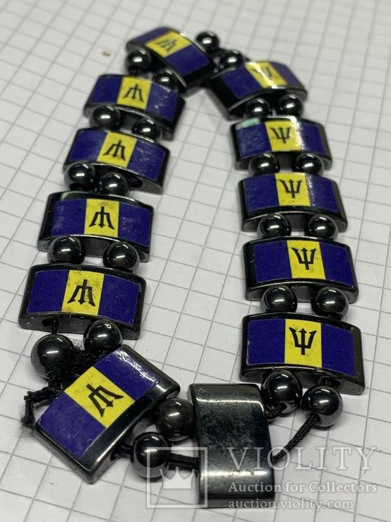 Винтажные браслет ( не пластик ), фото №2