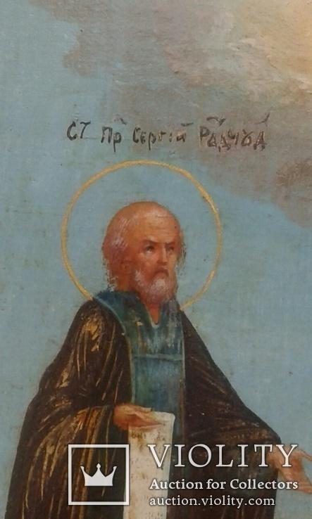 Сергий и Никон Радонежские Чудотворцы, фото №3