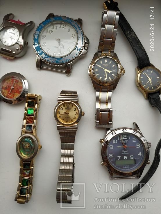 Кварцевые часы лот, фото №5