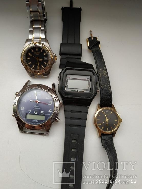 Кварцевые часы лот, фото №7