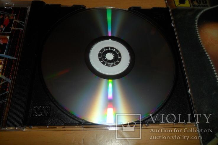 Диск CD сд ансамбль новой музыки Quarta+, фото №9
