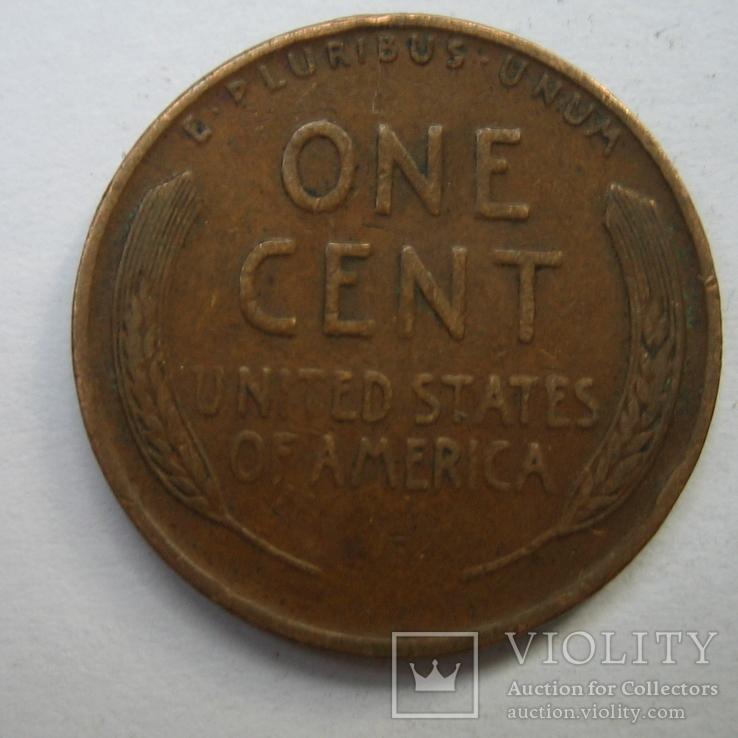 США 1 цент 1935 года., фото №7