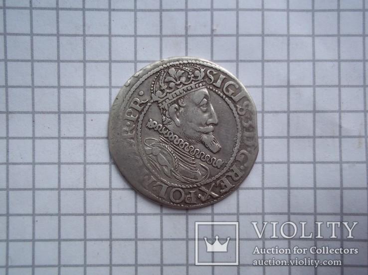 Гданьський орт 1615 р., фото №2