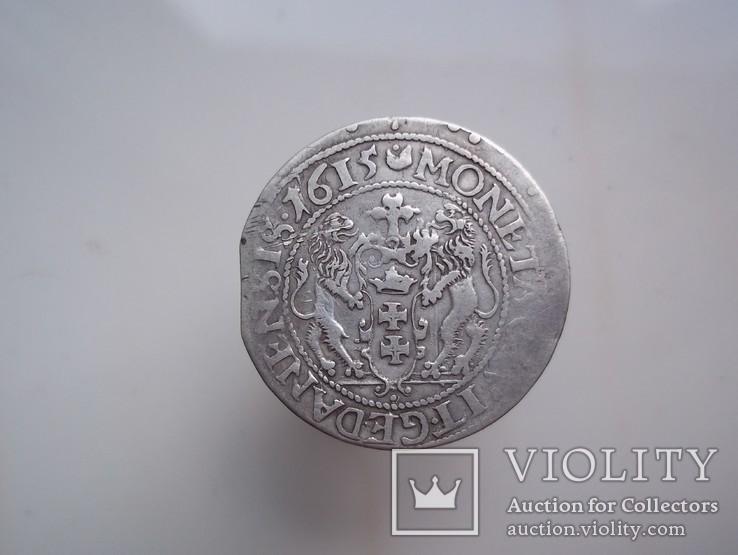 Гданьський орт 1615 р., фото №4