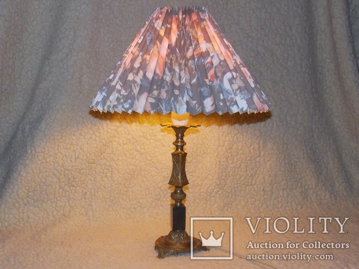 Красивая настольная лампа, фото №2