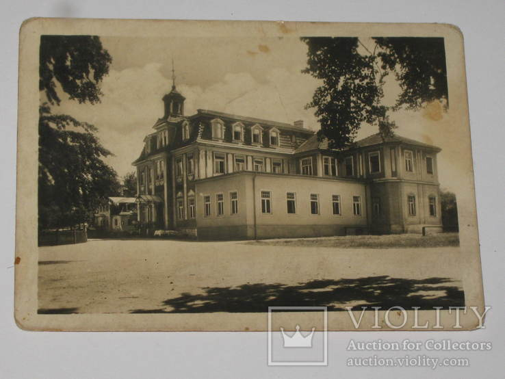 Фото открытка Hohe Sonne размер 7 см. на 9 см., фото №3